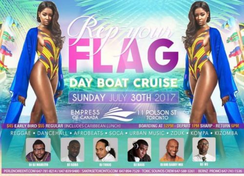 REP YOUR FLAG BOAT CRUISE